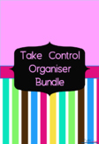 Take Control Teacher Organiser Bundle