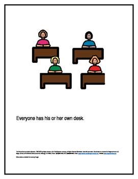 Take Five, A Social Story