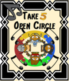 Take Five Open Circle Activity