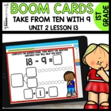 Take From Ten to Solve  BOOM CARDS [Module 2 Lesson 13]