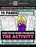 Take From Word Problems: The Activity