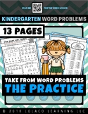 Take From Word Problems: The Practice