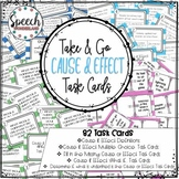 Take & Go: Cause & Effect Task Card Ring