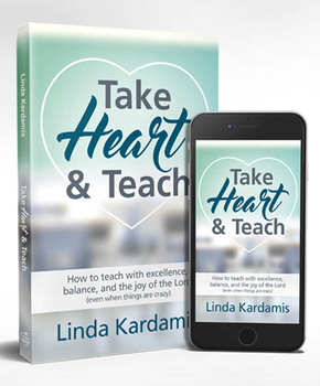 Take Heart & Teach | ebook for Christian teachers