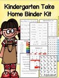 Take Home Binder