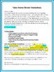 Take Home Binder - Cover, Contract, & Labels - Aqua Border