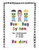 Take Home Book Bag System