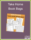 Take Home Book Bags
