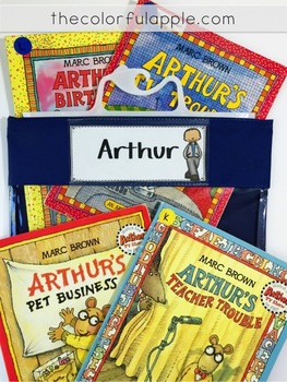 Take Home Book Bags: Arnold Lobel
