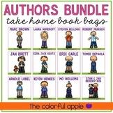 Take Home Book Bags: Authors Bundle