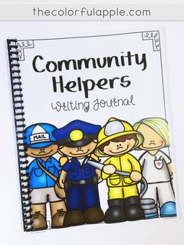 Take Home Book Bags: Community Helpers