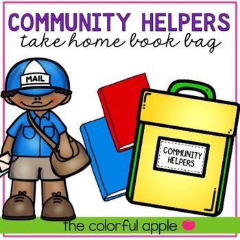 Take Home Book Bags: Community Helpers