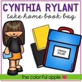 Take Home Book Bags: Cynthia Rylant