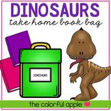 Take Home Book Bags: Dinosaurs