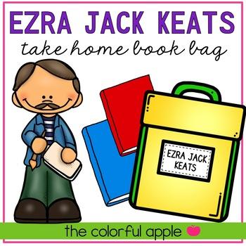 Take Home Book Bags: Ezra Jack Keats