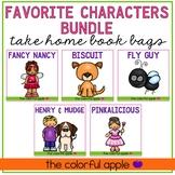 Take Home Book Bags: Favorite Characters Bundle