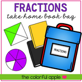 Take Home Book Bags: Fractions