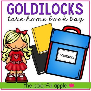 Take Home Book Bags: Goldilocks & the 3 Bears
