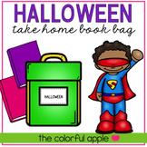Take Home Book Bags: Halloween