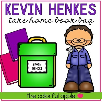 Take Home Book Bags: Kevin Henkes