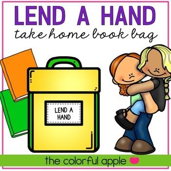 Take Home Book Bags: Lend a Hand