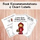 Take Home Book Bags: Little Red Riding Hood