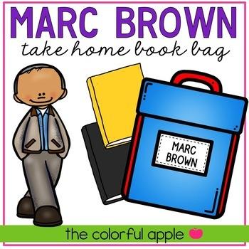 Take Home Book Bags: Marc Brown