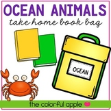 Take Home Book Bags: Ocean Animals