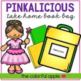 Take Home Book Bags: Pinkalicious