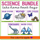 Take Home Book Bags: Science Bundle