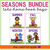 Take Home Book Bags: Seasons Bundle