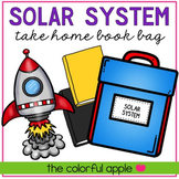 Take Home Book Bags: Solar System