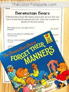 Take Home Book Bags: Stan & Jan Berenstain