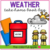 Take Home Book Bags: Weather