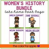 Take Home Book Bags: Women's History Bundle