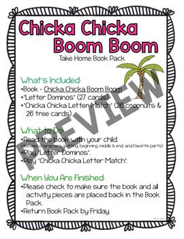 Take Home Book Packs