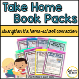 Take Home Book Packs