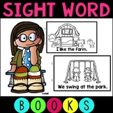 Distance Learning Take Home Books - Sight Words