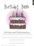 Take Home Class Birthday Book