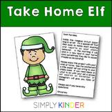 Take Home Elf Freebie