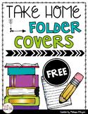 Take Home Folder FREEBIE