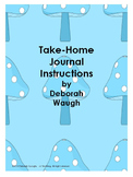 Take-Home Journal Instructions