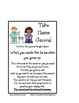 Take Home Journal Writing Prompts