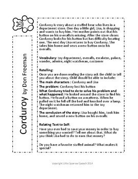 Take Home Language Activities Based on Literature - Classic Edition I