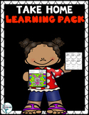 Take Home Learning Pack Beginning Readers