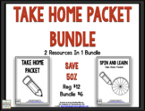 Take Home Packet BUNDLE