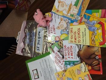 Literacy Book Bags