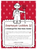 Take-Home Reader for Journeys Lesson 12