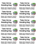 Take Home Reading Bag