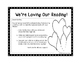 Take Home Reading Envelopes (I'm Loving My Reading) and Supporting Materials